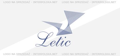 Projekt logo - Letic