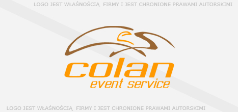 Logo sprzedane: COLAN Event Service