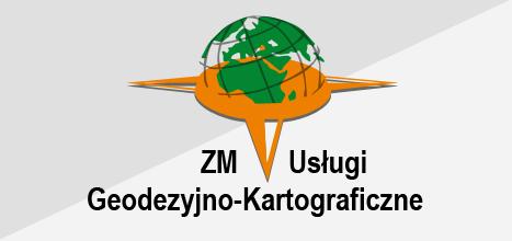Logo sprzedane: ZM Usługi Geodezyjno-Kartograficzne