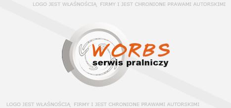 Logo sprzedane: Worbs Serwis pralniczy