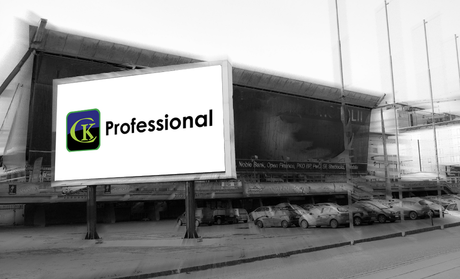 CK Professional - logo