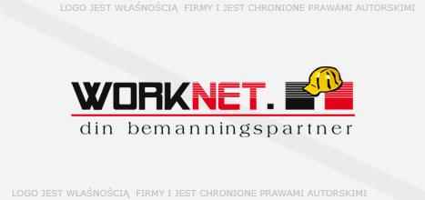 Logo sprzedane: Worknet. din bemannings partner
