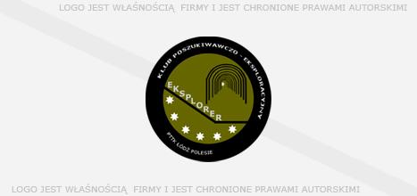 Logo sprzedane: EKSPLORER ŁÓDŹ