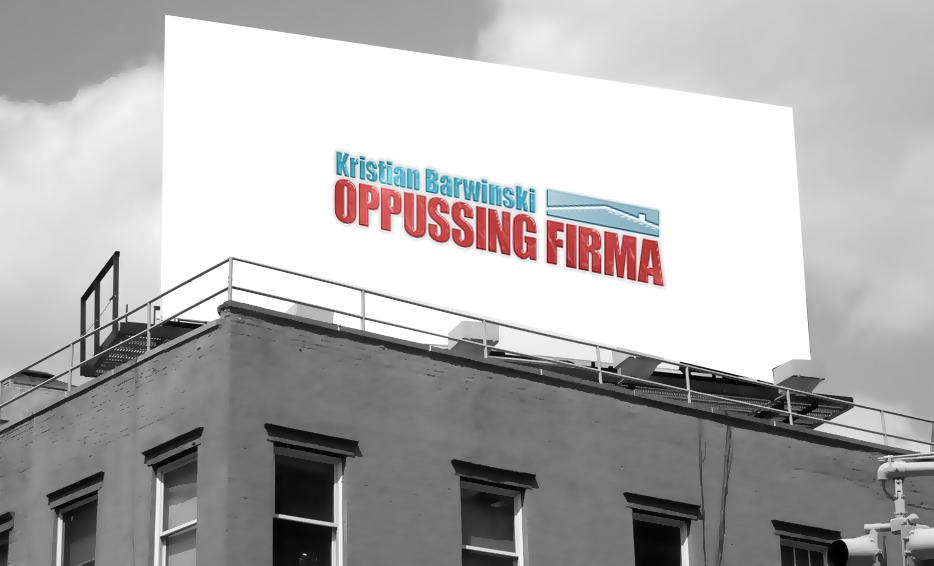 oppussing firma - logo