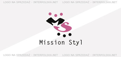 Projekt logo - Mission Styl