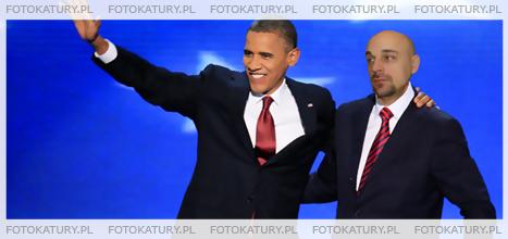 Z prezydentem jako fotokatura
