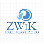 Logo firmy 025 - oryginał - ZWiK Małe Miasteczko