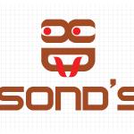 Logo firmy 038 - oryginał - Sond's