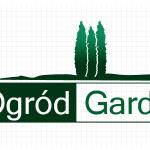 Logo firmy 042 - inny kolor - Ogród Garden