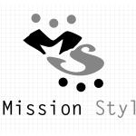 Logo firmy 040 - czarno-białe - Mission Styl