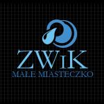 Logo firmy 025 - na ciemnym tle - ZWiK Małe Miasteczko