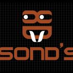 Logo firmy 038- na ciemnym tle - stones