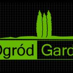 Logo firmy 042 - na ciemnym tle - Ogród Garden