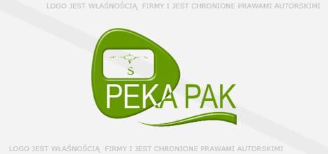 Logo sprzedane: Peka Pak