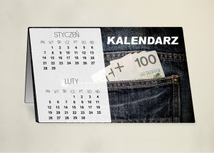 projekt kalendarz