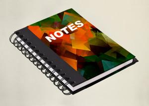 projekt notes