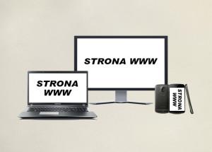 projekt strona www