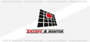 logo - etykieta - Ekrany & Monitor