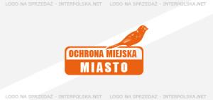 Projekt logo - Ochrona Miejska Miasto