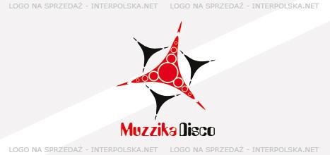Projekt logo - Muzzika Disco