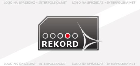 Projekt logo - Rekord