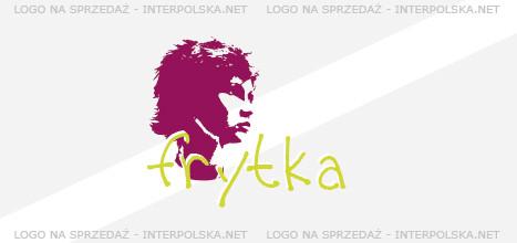 Projekt logo - Frytka