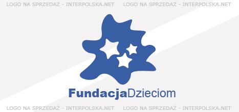 Projekt logo - Fundacja Dzieciom