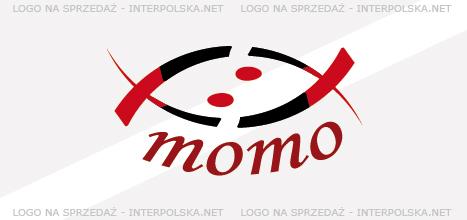Projekt logo - momo