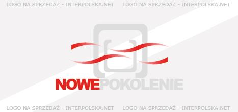 Projekt logo - Nowe Pokolenie