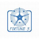 Logo firmy 093 - oryginał - Fortune 5