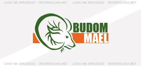 Projekt logo - Budom Mael
