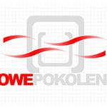 Logo firmy nr 089 - oryginał - Nowe pokolenie
