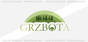 Projekt logo - Grzbota