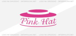 Projekt logo - Pink Hat
