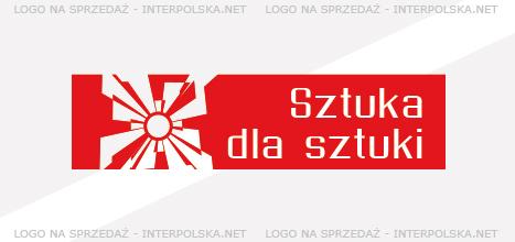 Logo firmy nr 109 – Sztuka dla sztuki