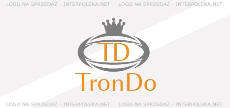 Logo firmy nr 113 – TD TronDo