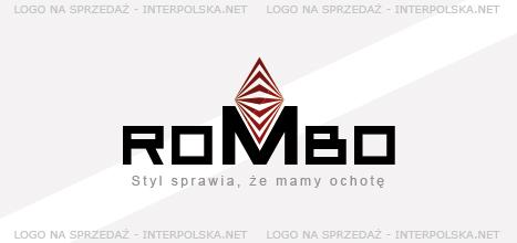 Projekt logo - Rombo