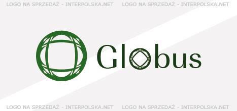 Projekt logo - Globus