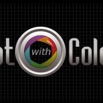 Logo firmy 120 - na ciemnym tle - Foto with Color