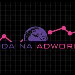 Logo firmy 122 - na ciemnym tle - Moda na Adwords