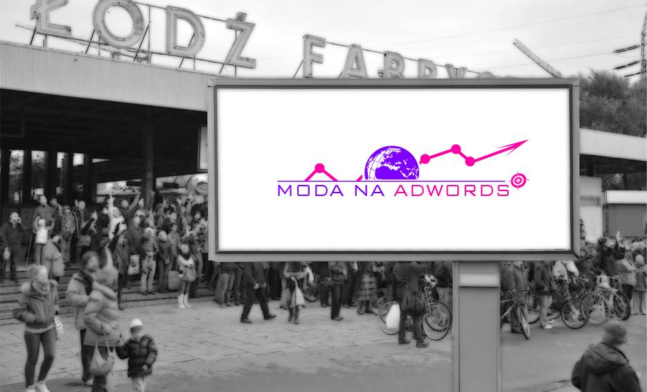 Wizualizacja logo - Moda na Adwords