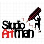 Logo firmy 123 - oryginał - Studio Artman
