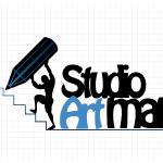 Logo firmy 123 - inne kolory - Studio Artman