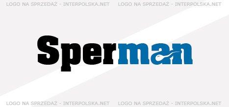 Projekt logo - Sperman