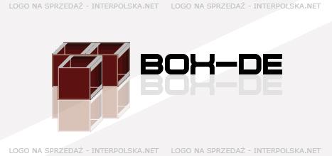 Projekt logo - BOX-DE