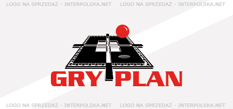 Projekt logo - Gry Plan