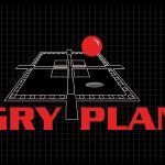 Logo firmy 126 - na ciemnym tle - Gry Plan