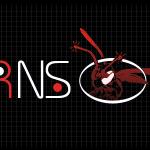 Logo firmy 127 - na ciemnym tle - RNS