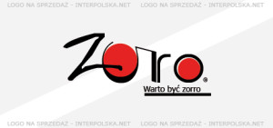Projekt logo - Zorro Warto być Zorro
