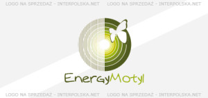 Projekt logo - Energy Motyl